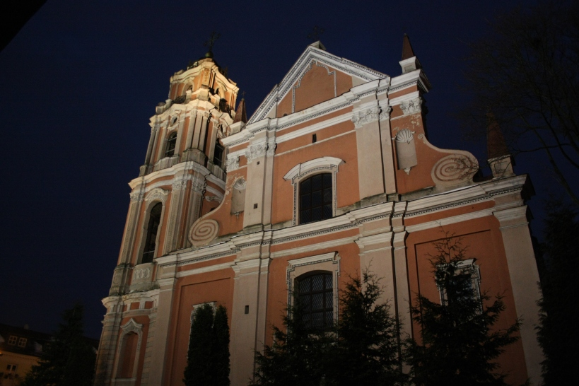 Vilnius' All Saints Church