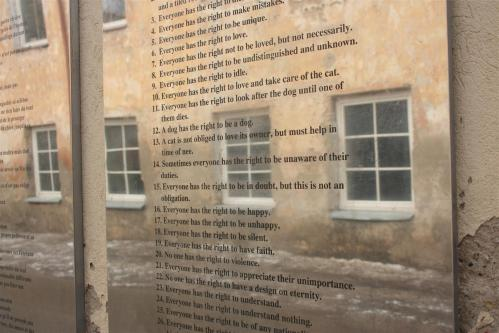 Uzupian constitution
