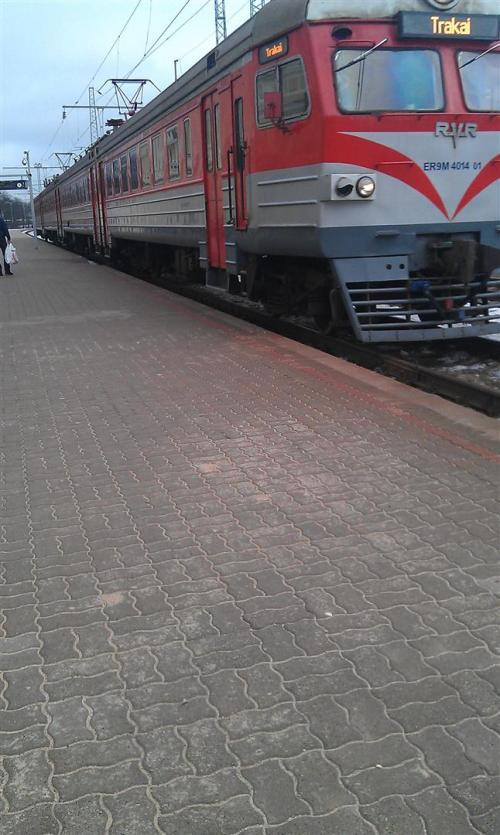 Trakai Train