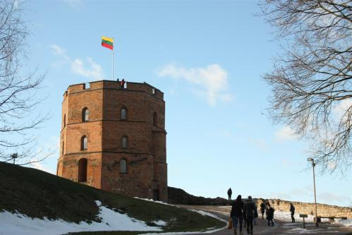 The Gediminas Tower