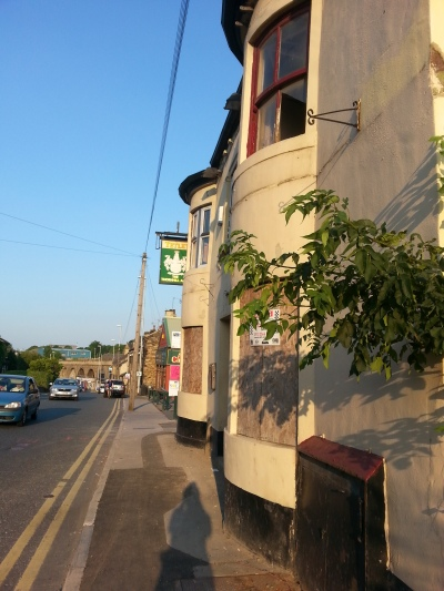 Hotel: Thornhill Arms