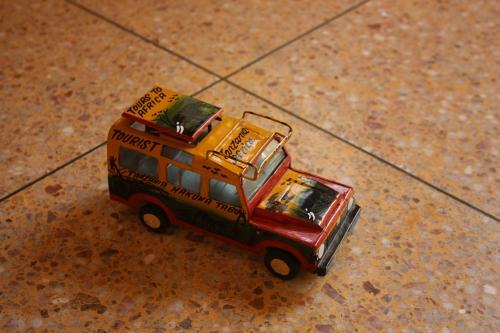 Tin Can Tanzania Van