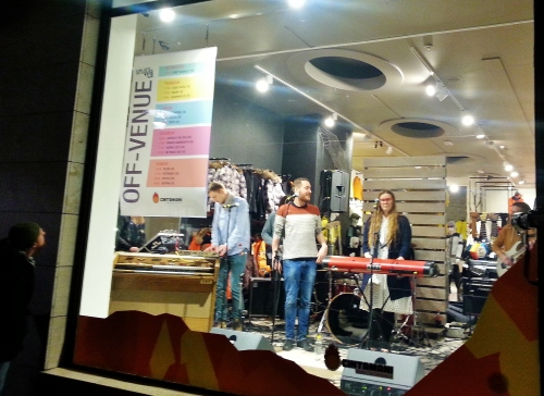 Shop WIndow Gigs are also Good