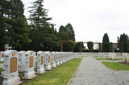 Commonwealth War Graves, Lier